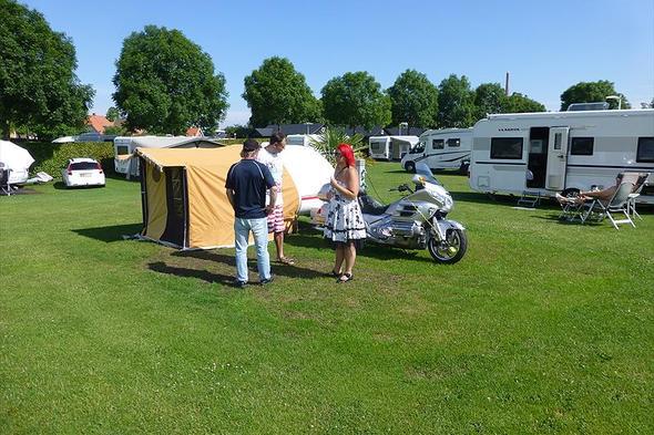 Stort udvalg af campingpladser i København